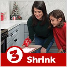 Step 3: Shrink