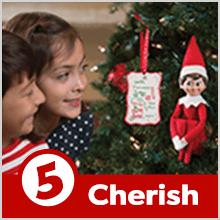 Step 5: Cherish