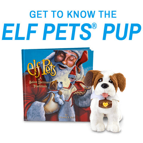 Get to know the Elf Pets Pup
