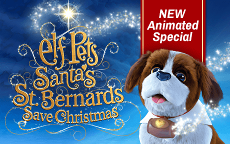 Elf Pets Animated Special