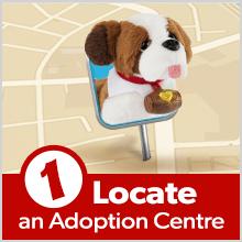 Step 1: Locate an Adoption Center