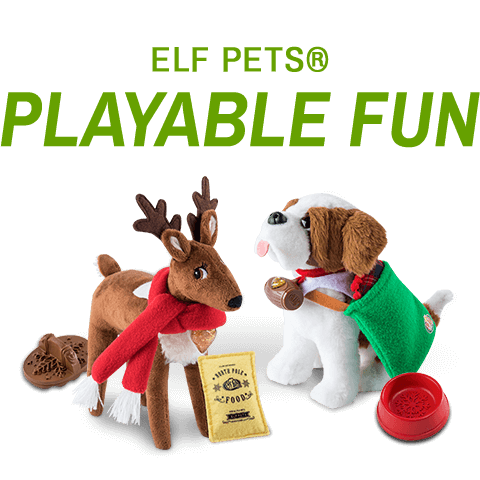 Elf Pets Playable Fun