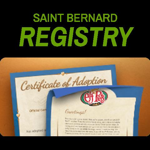 Saint Bernard Registry