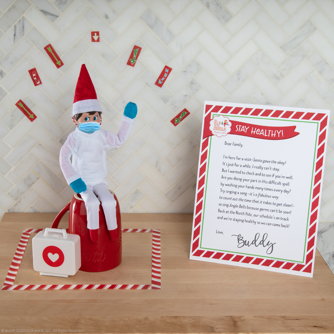 Elf Ideas for Special Holidays 0