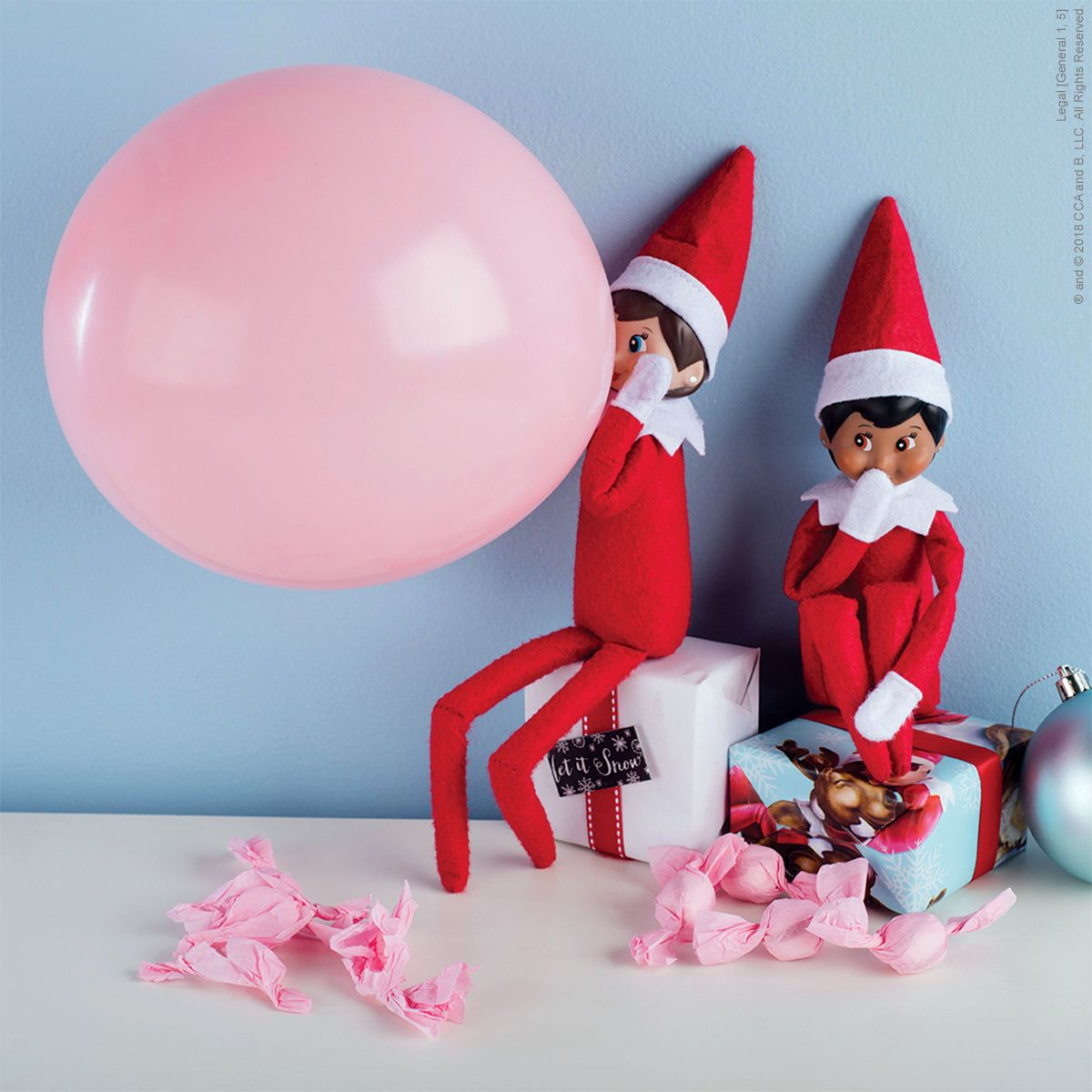 Never-Before-Seen Elf on the Shelf Ideas