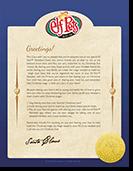 Elf Pets Letter