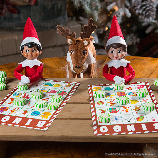 Elves with bingo
