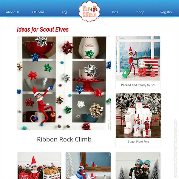 Elf Ideas gallery
