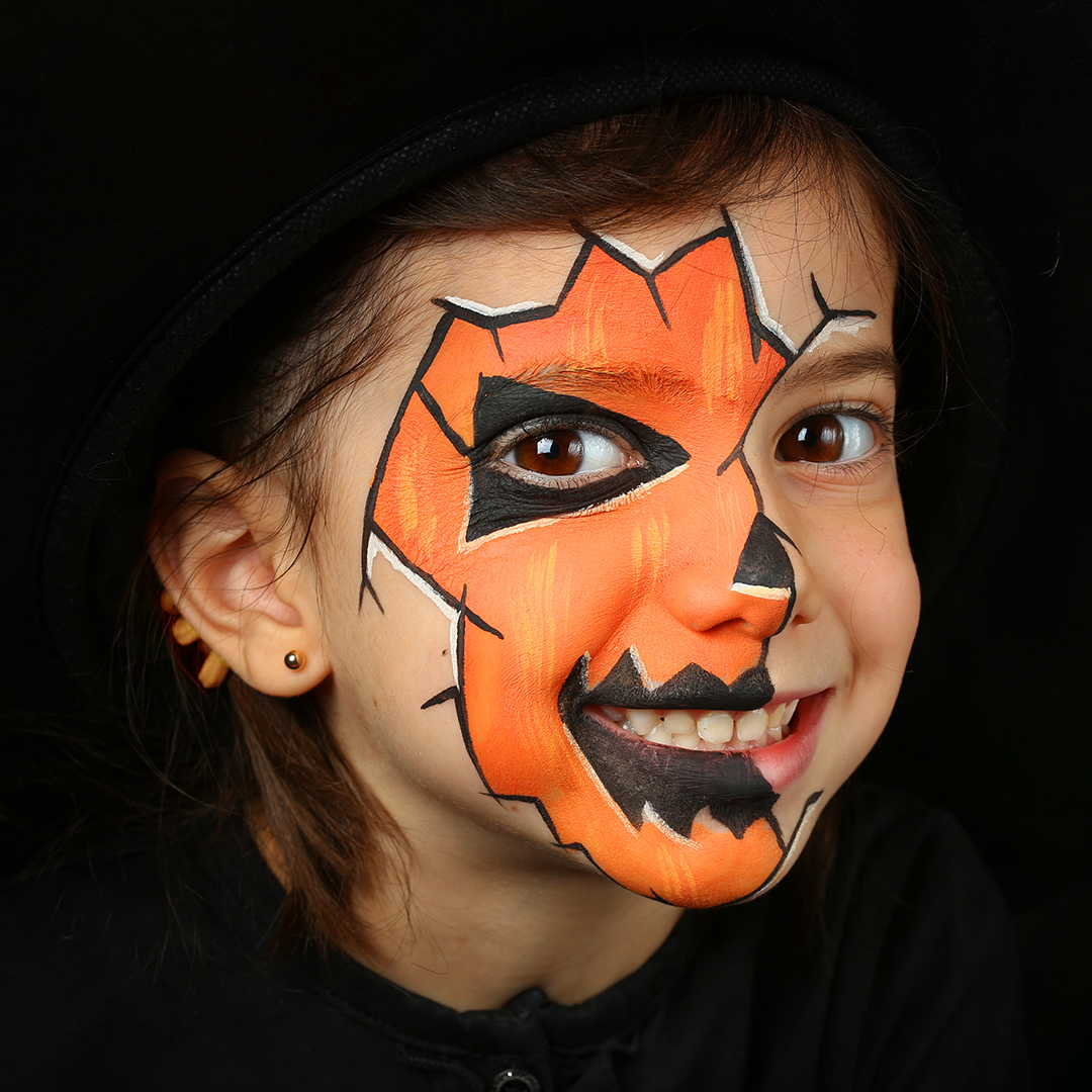 20 Amazing Face Painting Ideas For Kids Elf On The Shelf Uk