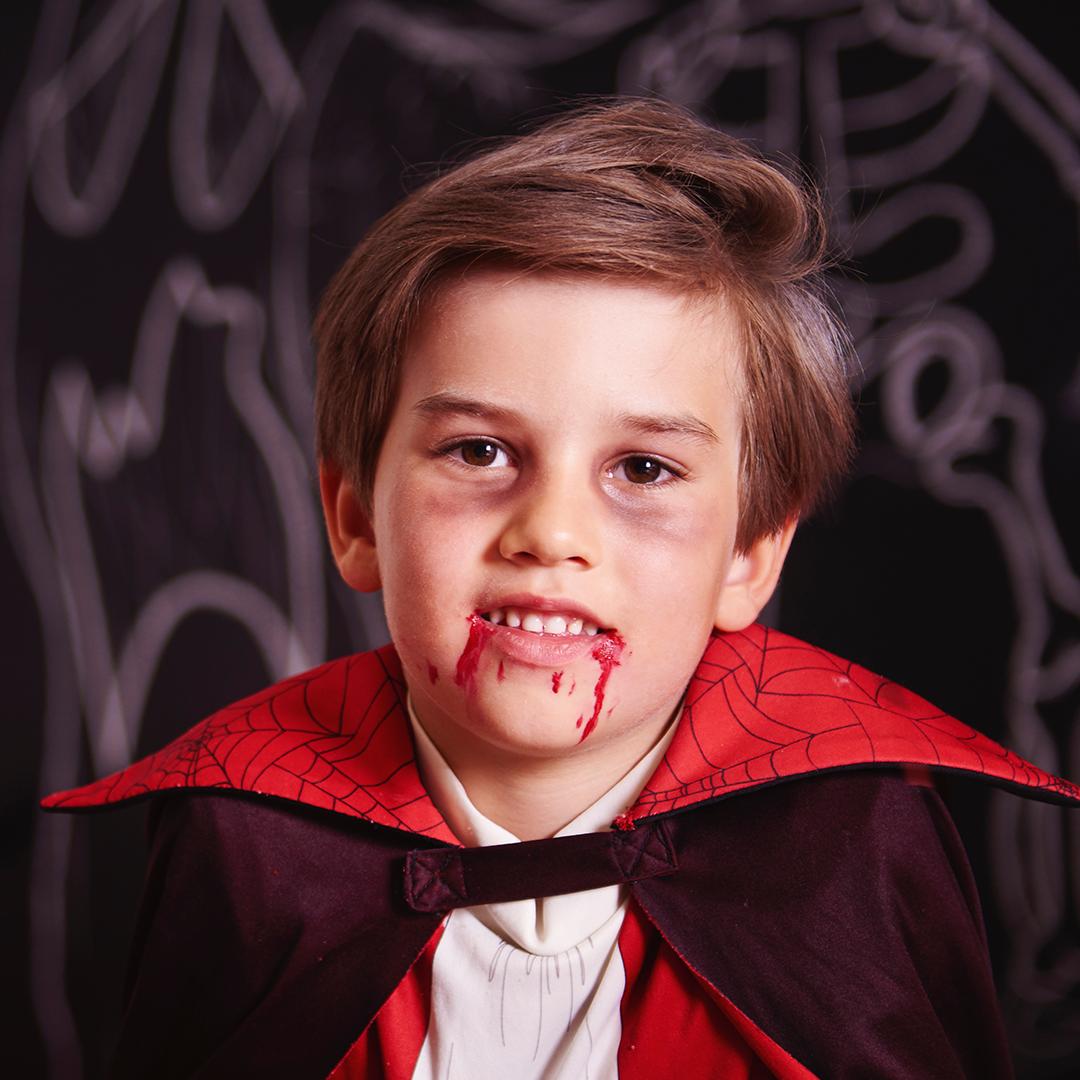 Vampire Face Paint