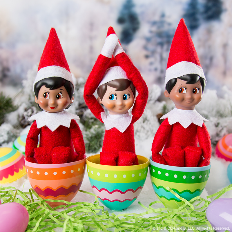 Elf Ideas for Special Holidays 4