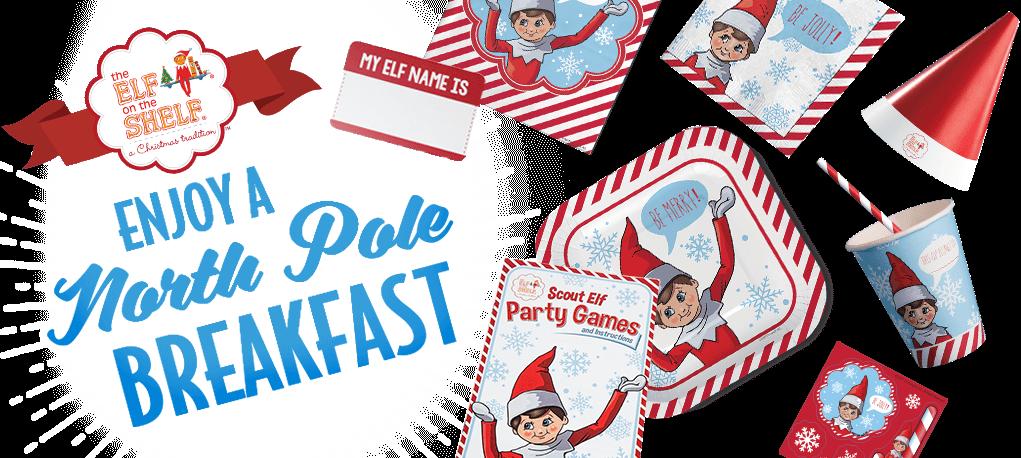Enjoy a North Pole Breakfast