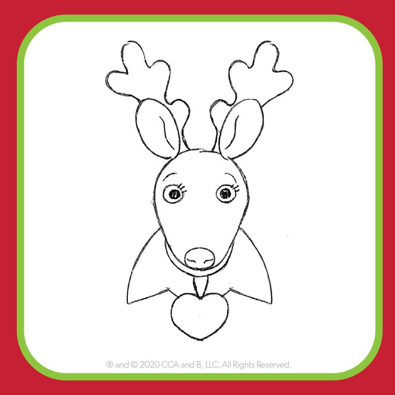 Reindeer 7