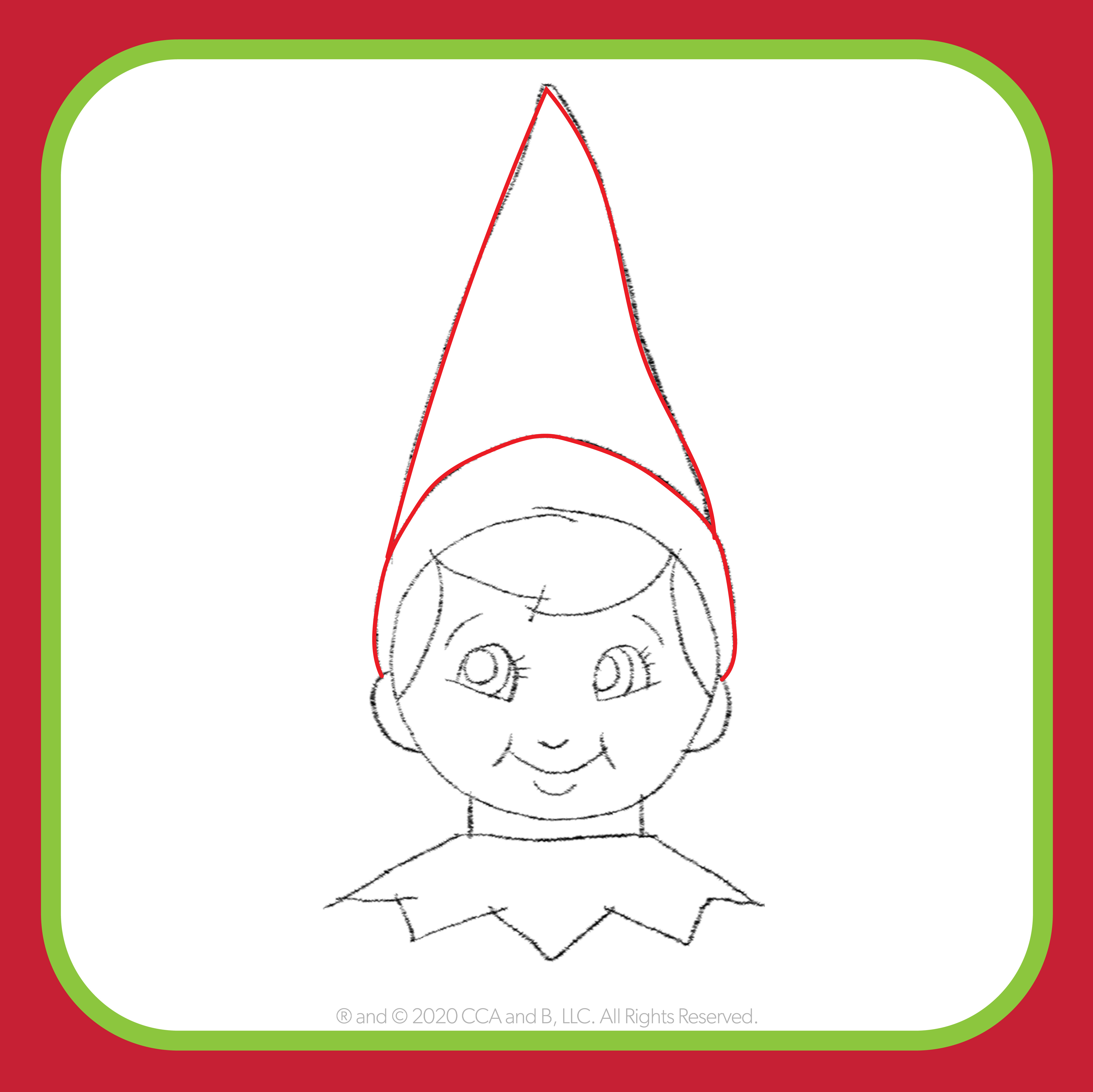 Scout Elf Boy 5