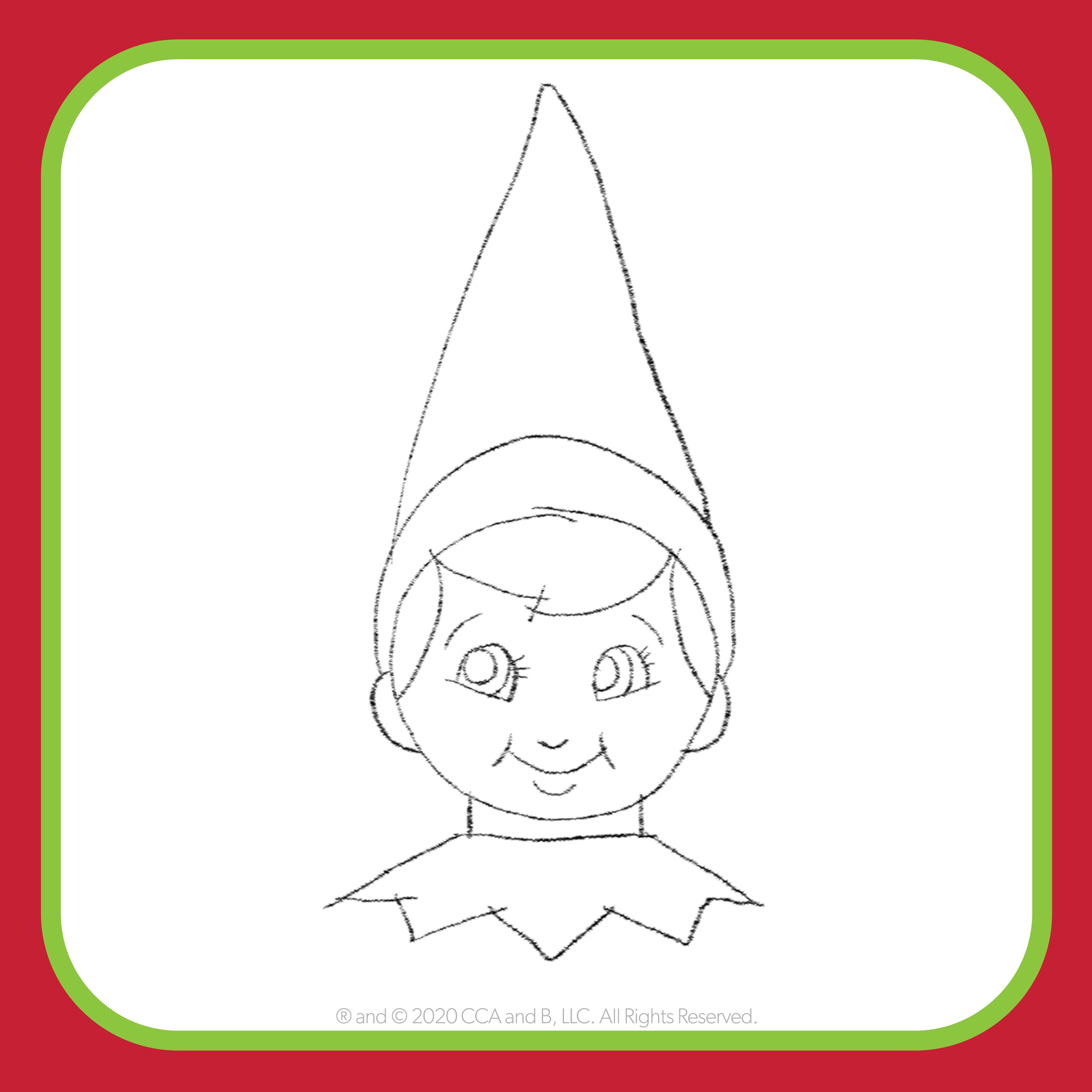 Scout Elf Boy 6