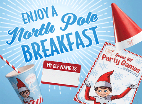 North Pole Breakfast™