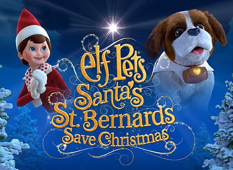 Saint Bernard Animated Special