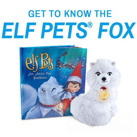 Get to know the Elf Pets Fox