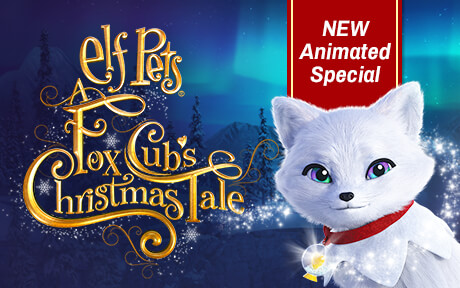 Elf Pets® Arctic Fox Animated Special