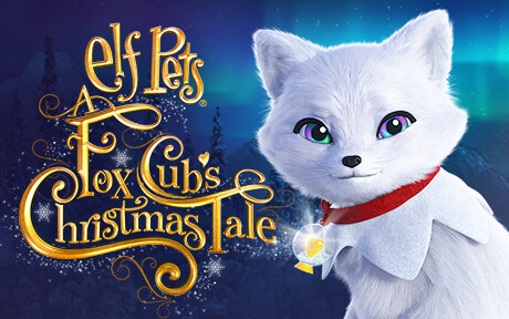 Elf Pets® Arctic Fox Animated Special