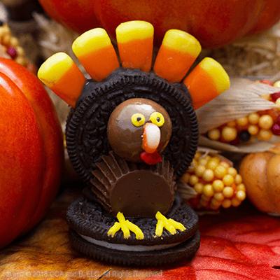 Tasty Thanksgiving Cookies