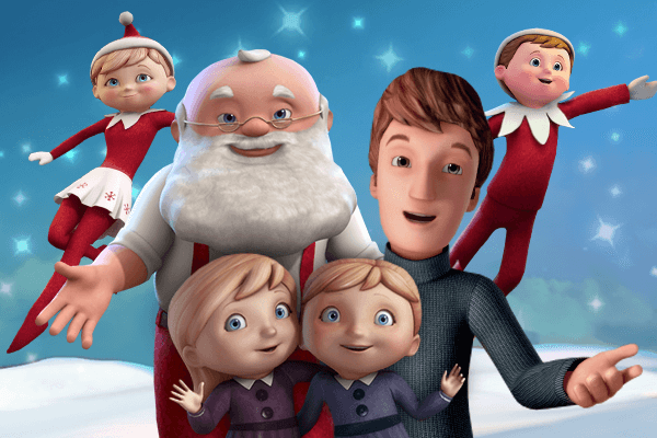 Fun An Elf's Story Activities for Kids