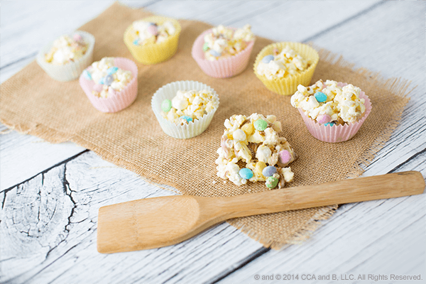 Personal Serving Sizes of Frosted Bunny Bites Recipe