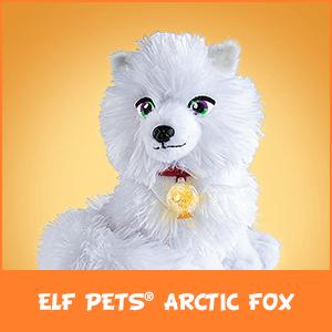 Elf Pets® Arctic Fox