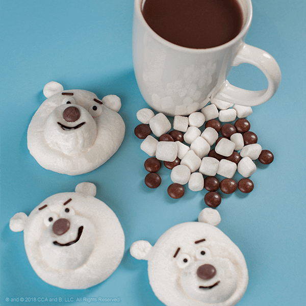 Christmas Cocoa Toppers