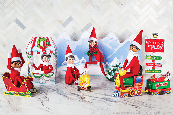 Imaginative Elf on the Shelf Ideas
