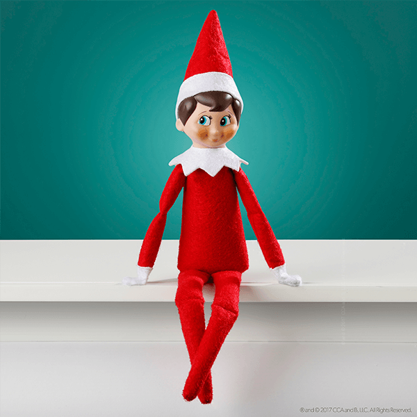 Why Didn't The Elf on the Shelf® Move?