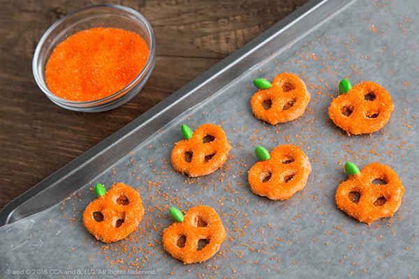 Petite Pumpkin Treats