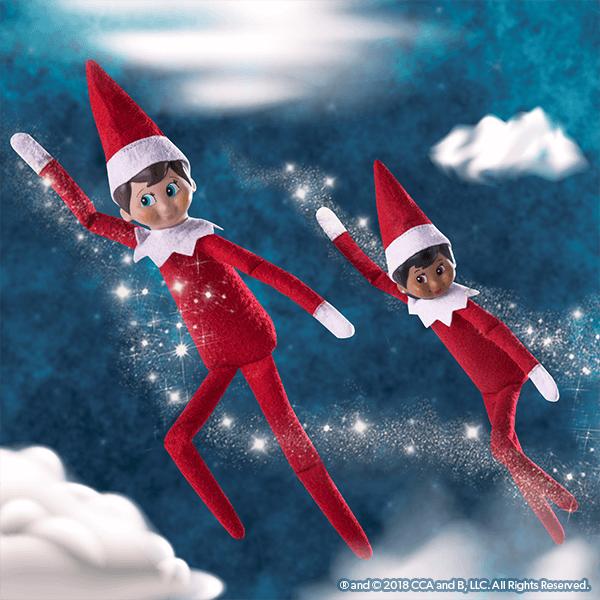 How Do Scout Elves Get Magic? - The Elf on the Shelf