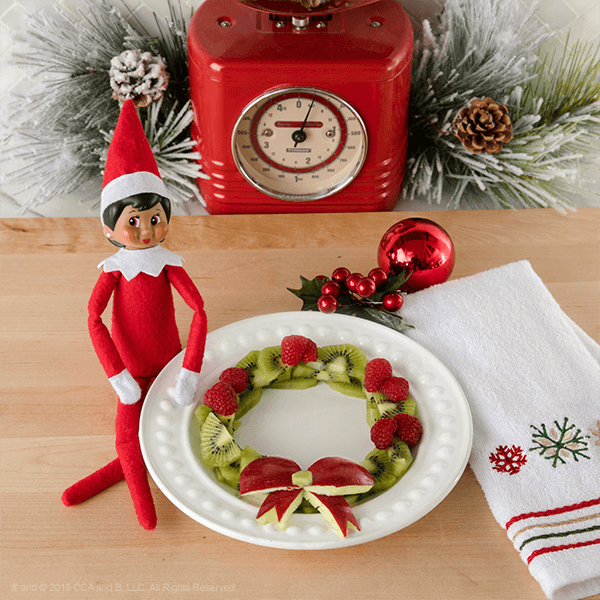 What Do Scout Elves Eat?