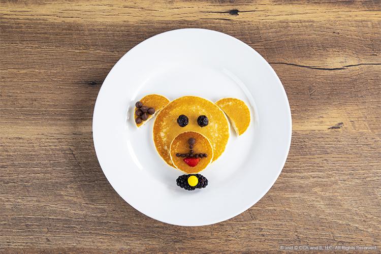 St. Bernard Pancake