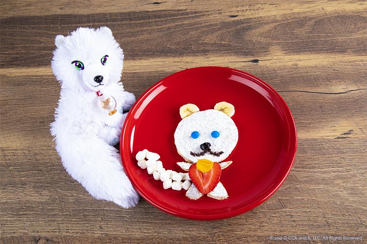 Fox Pancake