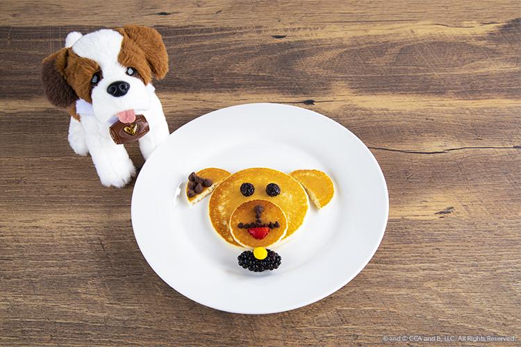 St Bernard Pancake