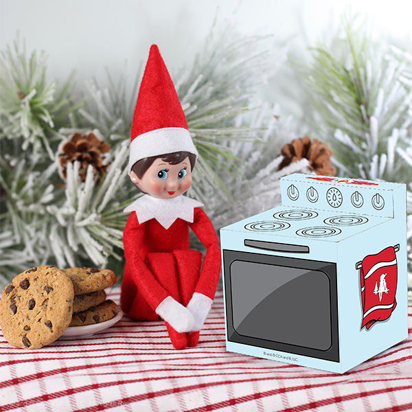 Elf with Printable