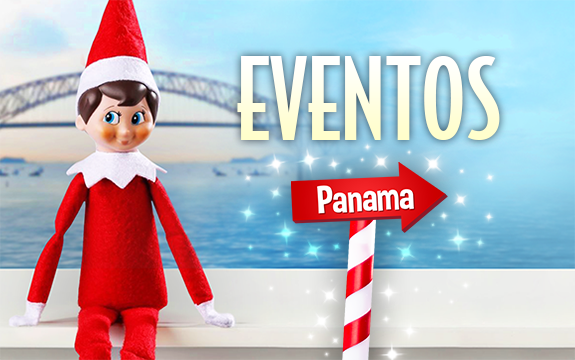 Panamanian Elf on the Shelf Events