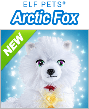Elf Pets®: An Arctic Fox Tradition