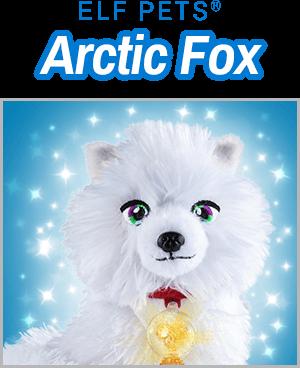 Elf Pets®: An Arctic Fox Tradition