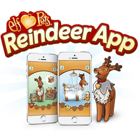 Elf Pets® Reindeer App