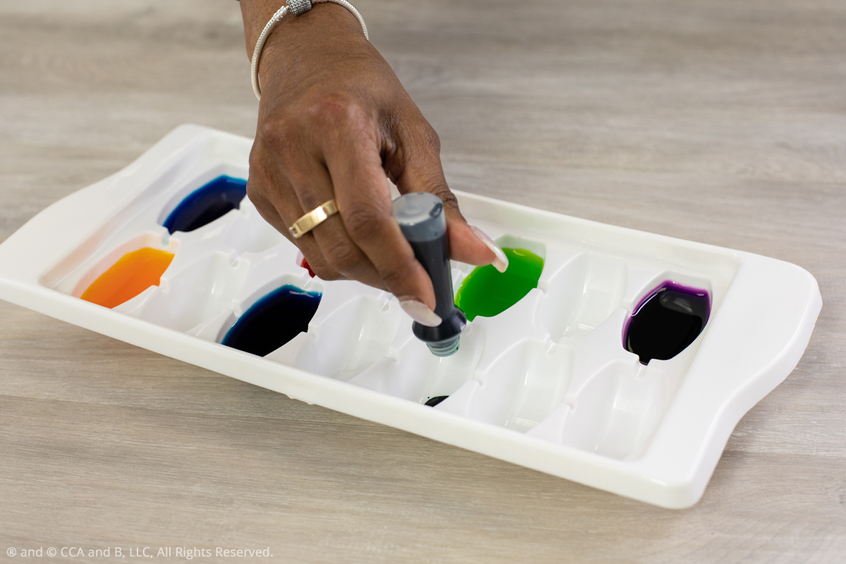 Ice Cube Painting 2