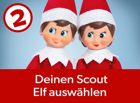 Deinen Scout Elf auswählen