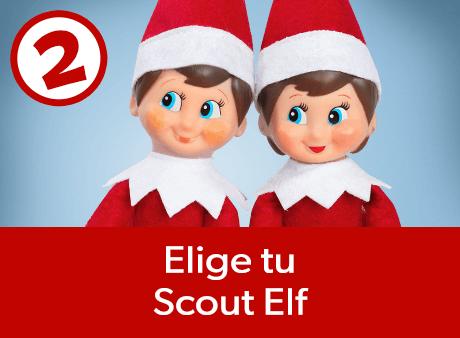 Elige tu Scout Elf