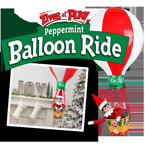 Peppermint Balloon Ride