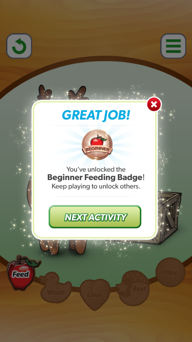 Earn Virtual Badges