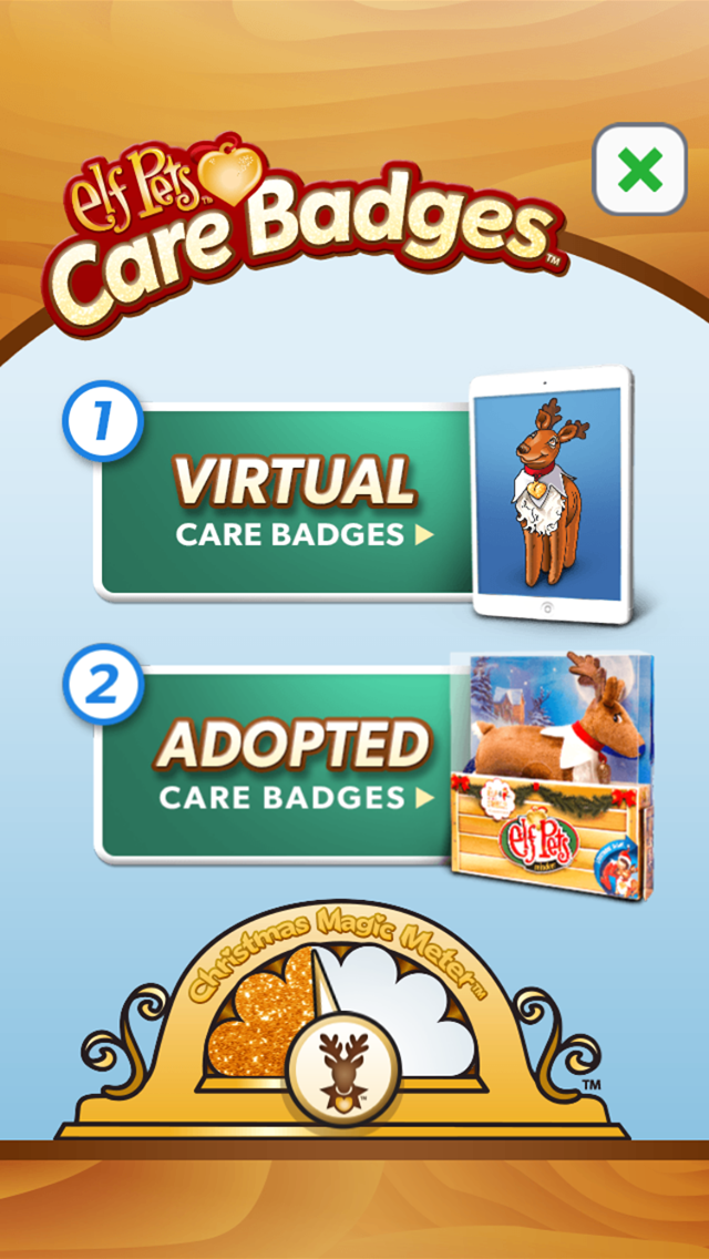 Care Badges