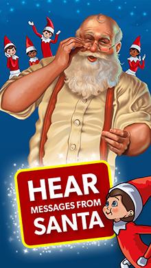Hear Santa