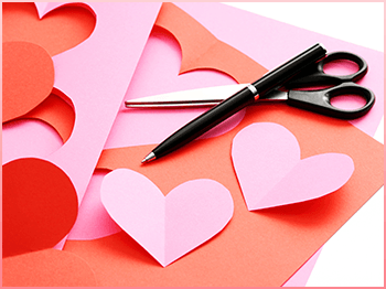 February Birthday Ideas and Valentine's Day Crafts from The Elf on the Shelf